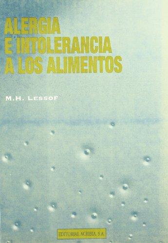 9788420008073: Alergia e intolerancia a los alimentos