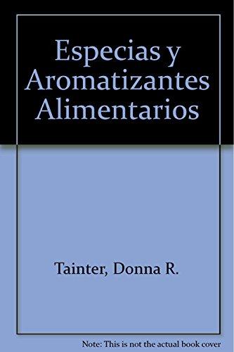 9788420008134: Especias y Aromatizantes Alimentarios (Spanish Edition)