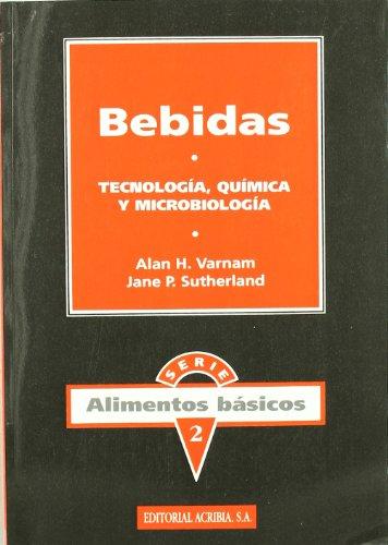 9788420008264: Bebidas - Tecnologia Quimica y Microbiologia (Spanish Edition)