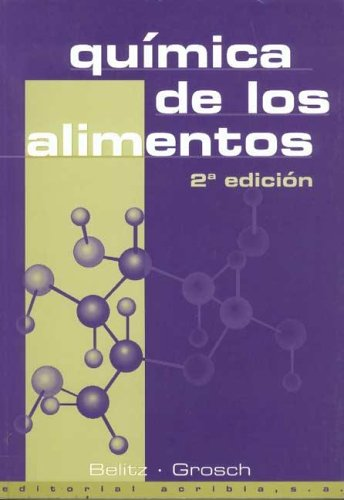 9788420008356: Química de los alimentos