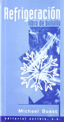 9788420008370: Refrigeración: libro de bolsillo