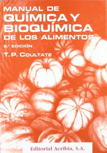 9788420008431: Manual de química y bioquímica de los alimentos