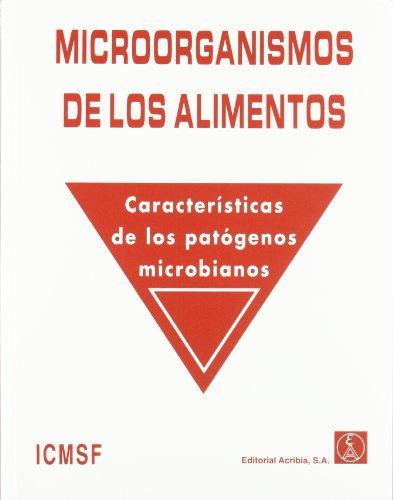 9788420008547: Microorganismos de los alimentos. (T.5): características de los patógenos microbianos