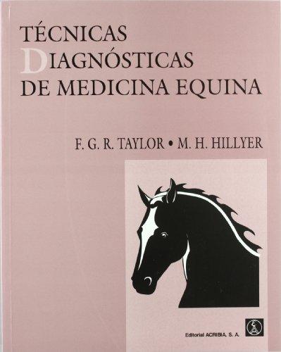 9788420008790: Técnicas diagnósticas de medicina equina