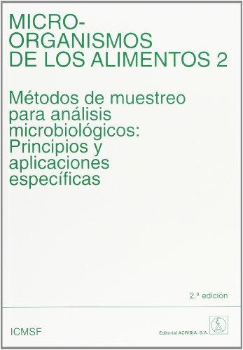 9788420008905: Microorganismos de Los Alimentos 2 - 2 Ed. (Spanish Edition)