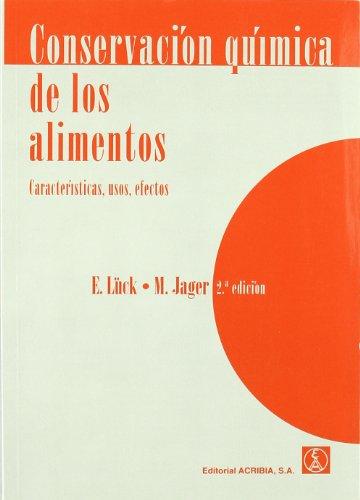 9788420008981: Conservacion Quimica de Los Alimentos - 2b* Ed. (Spanish Edition)