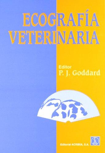 Ecografía veterinaria: P. J. Goddard