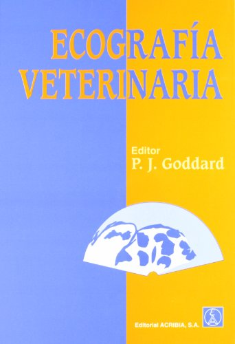 9788420009070: Ecografia Veterinaria (Spanish Edition)