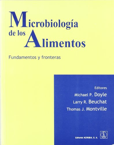 9788420009339: Microbiologia de los Alimentos - Fundamentos y Fronteras (Spanish Edition)