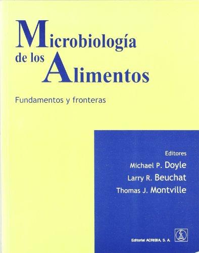 9788420009339: Microbiologia de los Alimentos - Fundamentos y Fronteras