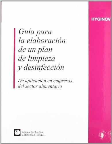9788420009407: Guia Para La Elaboracion de Un Plan de Limpieza (Spanish Edition)