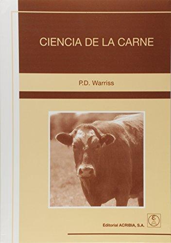9788420010052: Ciencia de La Carne (Spanish Edition)