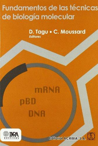 9788420010670: Fundamentos de las técnicas de biología molecular
