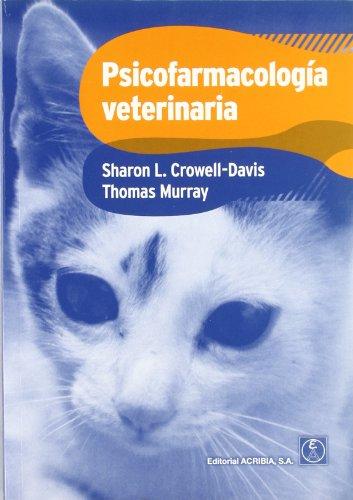9788420010984: Psicofarmacología veterinaria