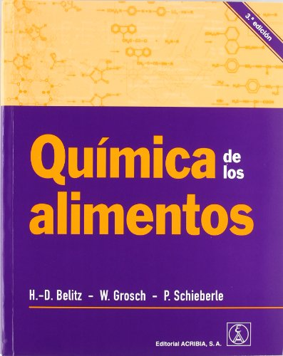 Química de los alimentos [Perfect Paperback] by