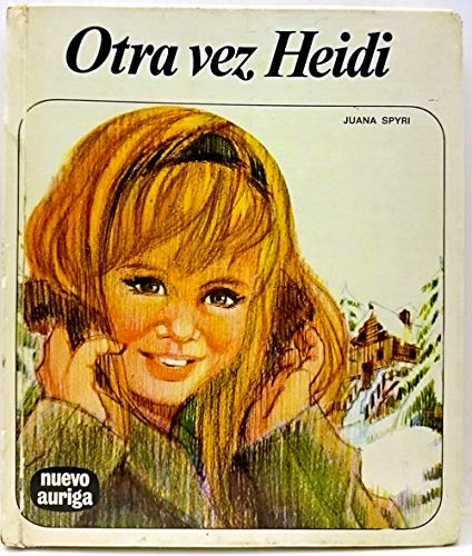 9788420101262: Otra vez Heidi