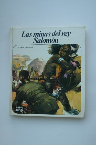 9788420101750: La minas del Rey Salomón / H. Rider Haggard ; adaptación Vicente González ; ilustraciones de Ballestar