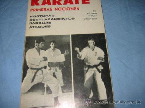 9788420300078: Karate primeras nociones
