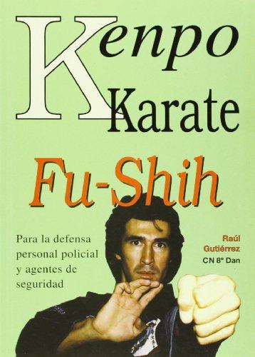 9788420300610: Kenpo karate. fu-shih