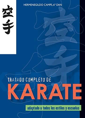 9788420300993: Tratado completo de Karate