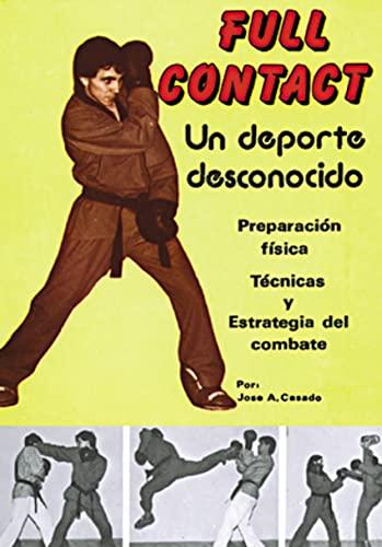 Imagen de archivo de FULL CONTACT a la venta por LM Libros