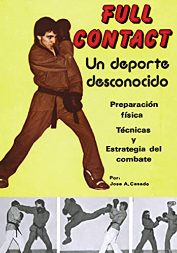 9788420301686: Full Contact. Un deporte desconocido