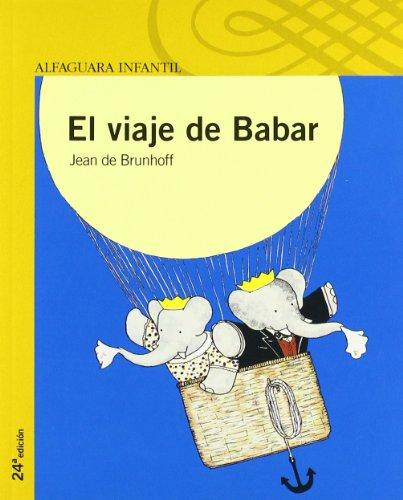 9788420400341: EL VIAJE DE BABAR