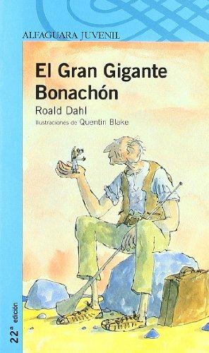 9788420400426: El Gran Gigante Bonachon