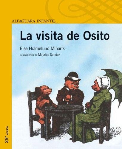 9788420400822: LA VISITA DE OSITO (Proxima Parada Prim. Lecto)