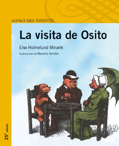 LA VISITA DE OSITO (Spanish Edition) (9788420400822) by Holmelund Minarik, Else