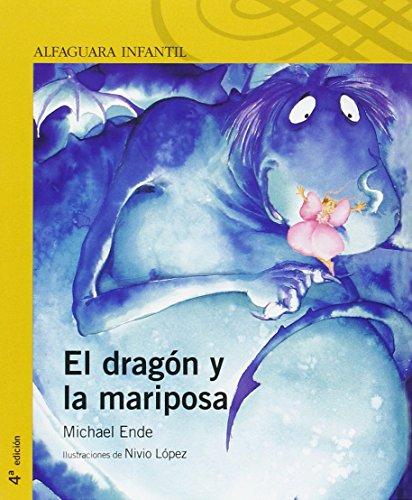 9788420401027: EL DRAGON Y LA MARIPOSA (Proxima Parada Prim. Lecto)
