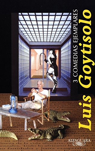 9788420401188: Tres comedias ejemplares