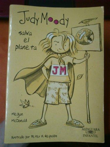 9788420401218: Judy Moody Saves the World! by McDonald,Megan. [2004] Paperback