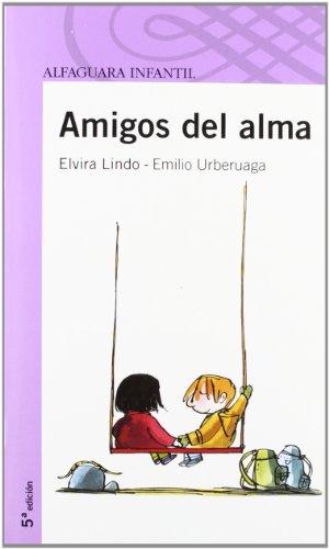 9788420401669: Amigos Del Alma (Proxima Parada Morada)