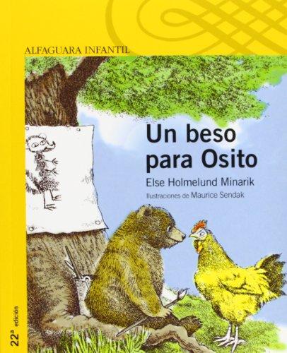 Un beso para Osito (Spanish Edition): Else Holmelund Minarik,