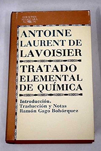 9788420402109: Tratado elemental de quimica