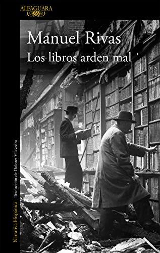 9788420406770: Los libros arden mal (HISPANICA)