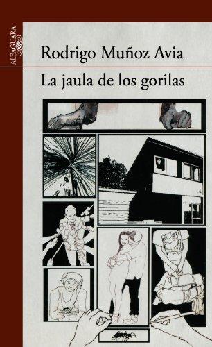 9788420407388: La jaula de los gorilas (Serie roja)