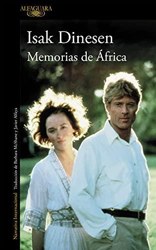 9788420407463: MEMORIAS DE AFRICA.(9788420407463)