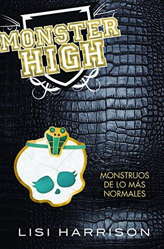 9788420407517: Monster High 02. Monstruos de lo más normales
