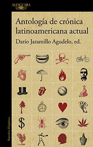 9788420408958: Antología de crónica latinoamericana actual (HISPANICA)