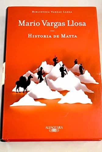 9788420409528: Historia de Mayta
