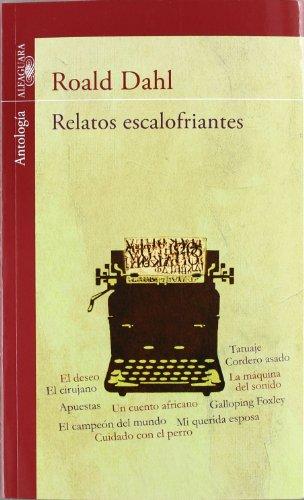 9788420411378: Relatos escalofriantes de Roald Dahl