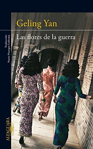 9788420411439: Las flores de la guerra (LITERATURAS)