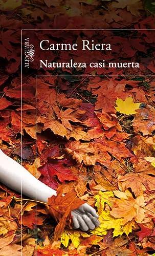 9788420411989: Naturaleza casi muerta