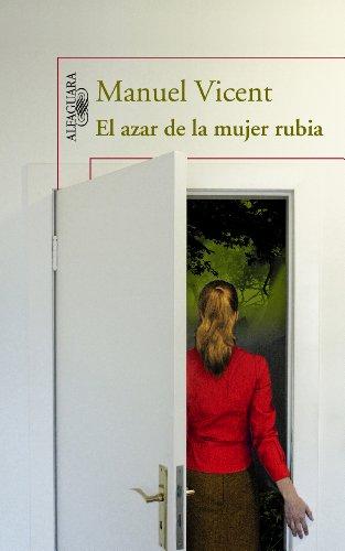 9788420413167: El azar de la mujer rubia (HISPANICA)