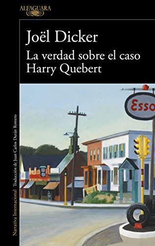9788420414065: La Verdad Sobre El Caso Harry Quebert (LITERATURAS)