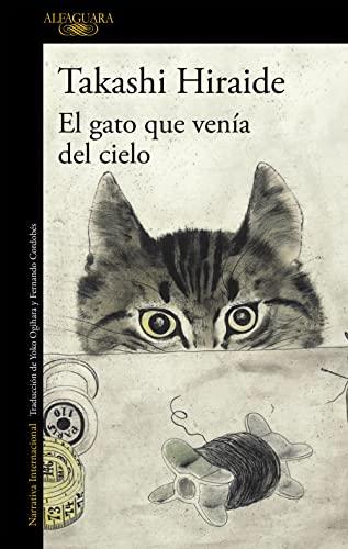 9788420414751: El gato que venía del cielo (Literaturas)