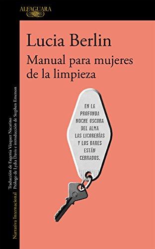 9788420416786: Manual para mujeres de la limpieza (LITERATURAS)