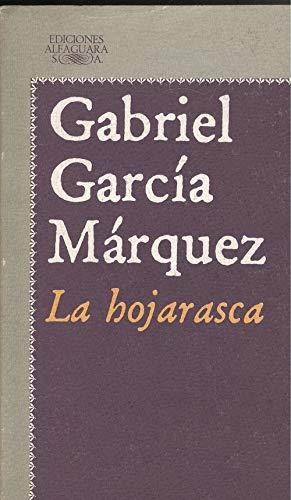 9788420421209: LA Hojarasca/Leaf Storm, and Other Stories (Literatura Alfaguara) (Spanish Edition)